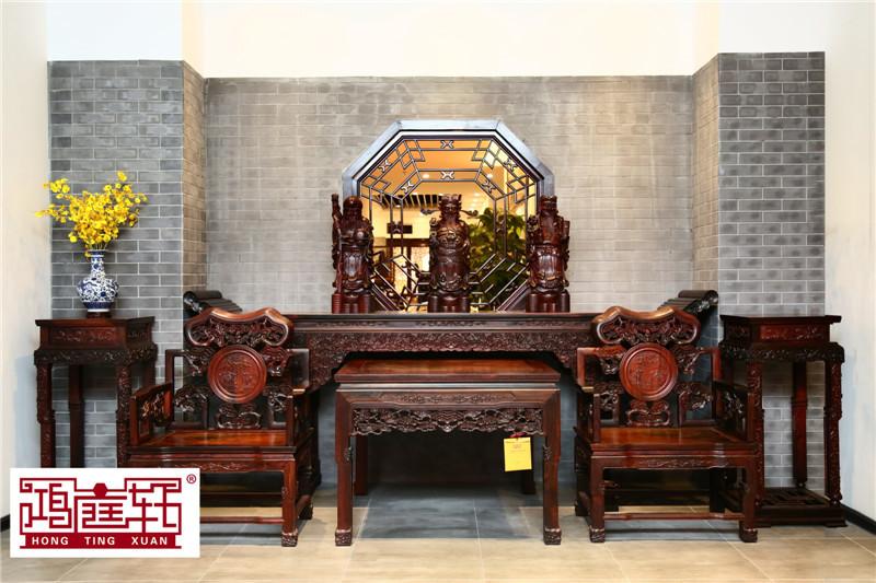 红木家具中的中庸之道_鸿庭轩古典家具_新浪博客